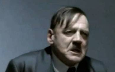 Гнев Гитлера по поводу скидок в супермаркете