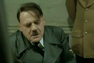 Реакция Гитлера на закрытие торрентс.ру