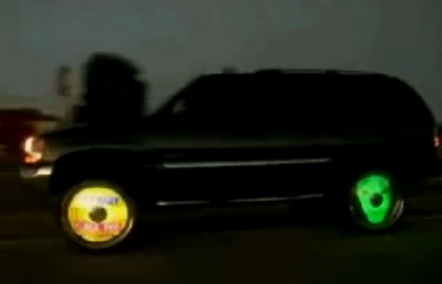 Светодиодные автомобильные диски