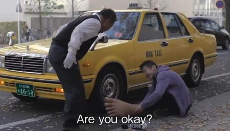 Невероятные приключения в такси