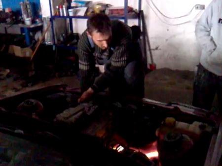 Ремонт радиатора hyundai в нашем СТО